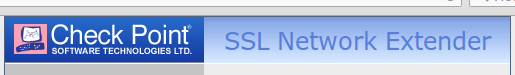 Checkpoint Network SSL Extender